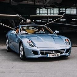 Ferrari F599 Fiorano